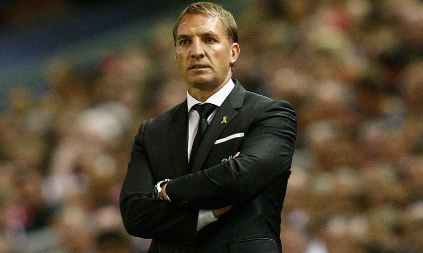 Brendan Rodgers, Sion