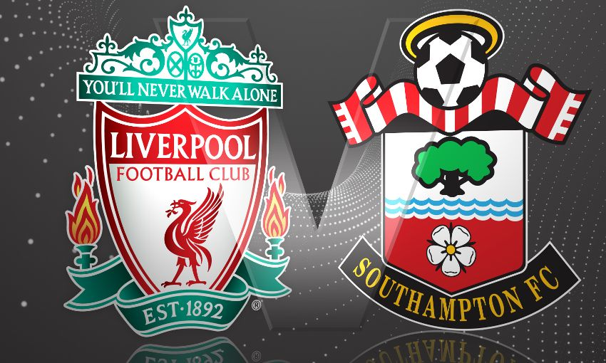 liverpool vs southampton