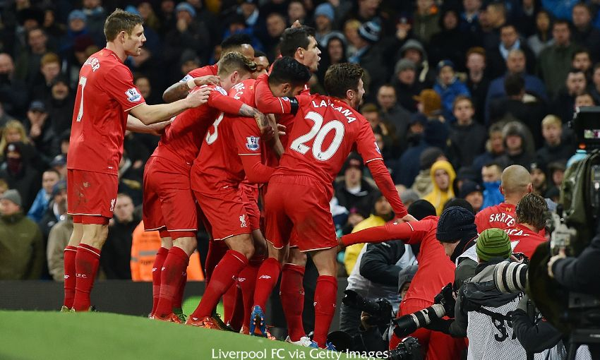 Photos: Relive celebrations from 4-1 Etihad win - Liverpool FC