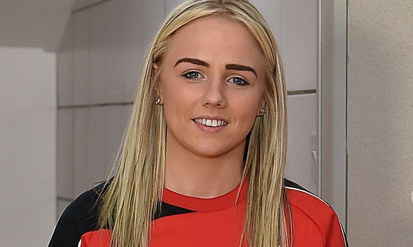 Ladies secure signing of England international Greenwood ...