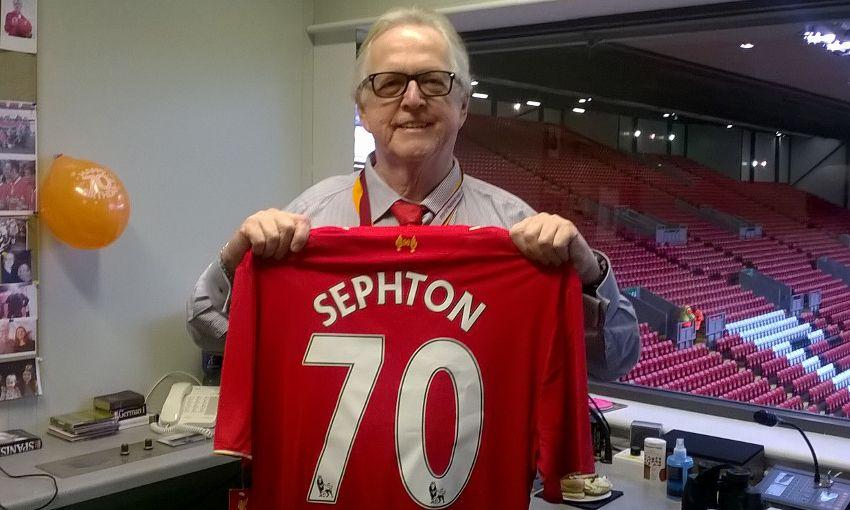 George Sephton