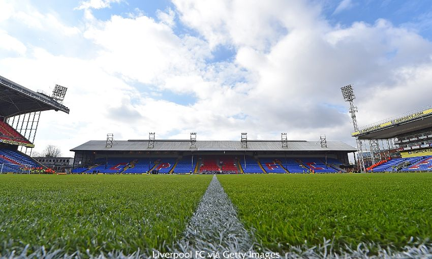 how to get to selhurst park
