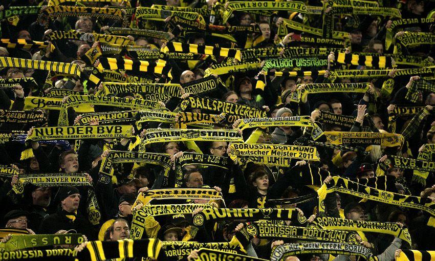 The Story Of Ynwa And Borussia Dortmund Liverpool Fc