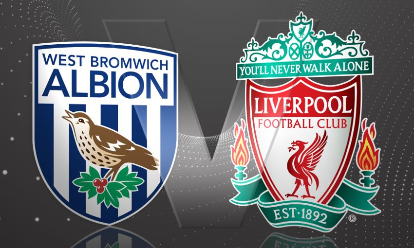 West Bromwich - Liverpool