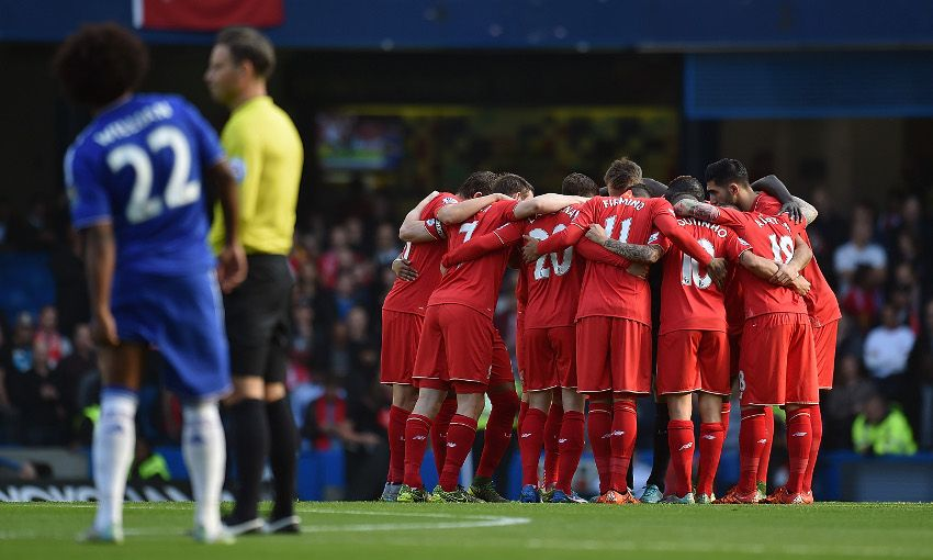 Liverpool v Chelsea: 12 fascinating pre-match facts ...