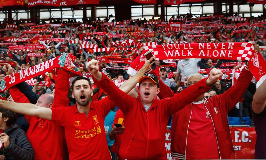 liverpool fc thanks fans for europa league final support liverpool fc