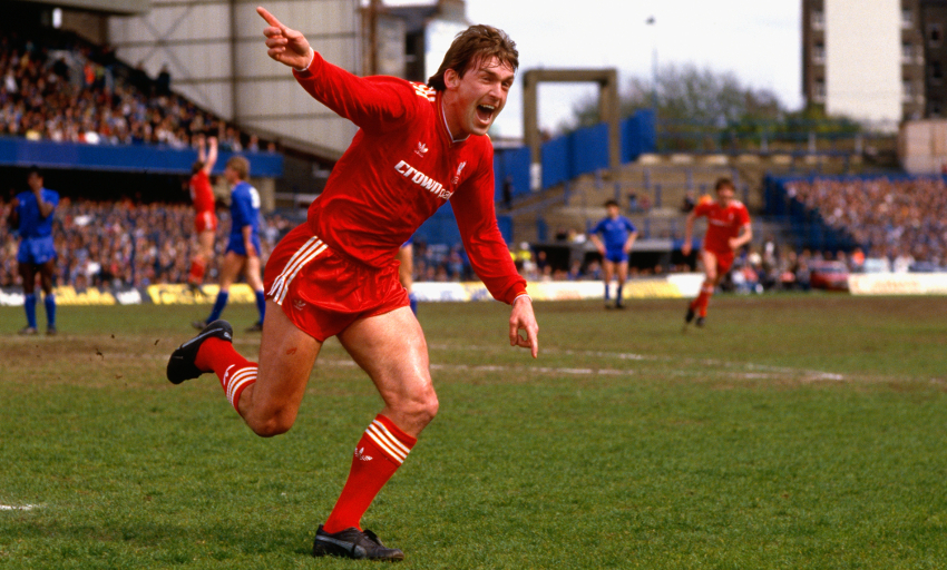 Image result for kenny dalglish position