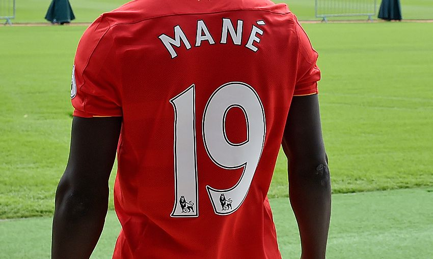 the best attitude 18987 9ccd4 Sadio Mane's Liverpool shirt number confirmed - Liverpool FC