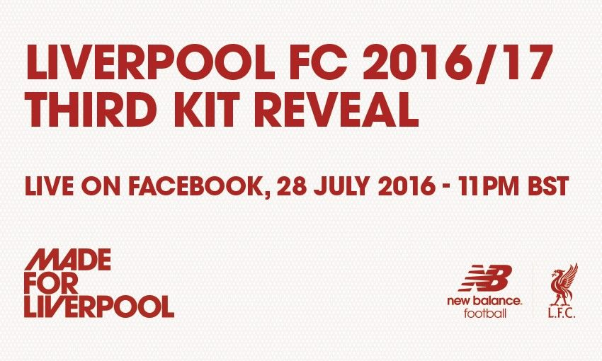235b49c694e Thursday  LFC to launch 2016-17 third kit live on Facebook ...