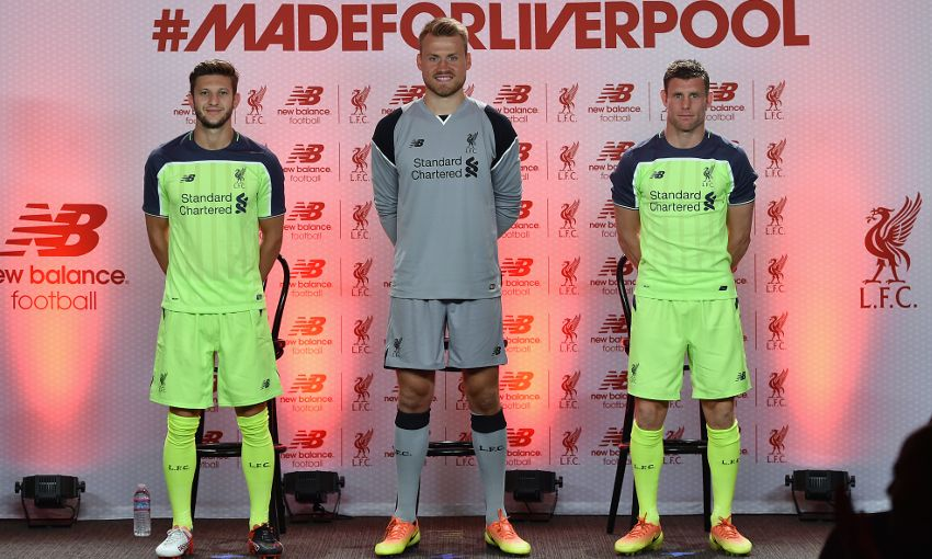 bd9bdfc631d Gallery  LFC visit Facebook HQ to launch third kit - Liverpool FC