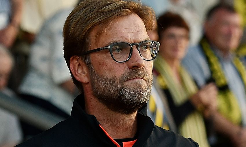 Klopp: We used lessons from Burnley in Burton win