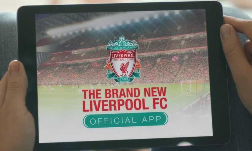 Welcome to the all-new LFC Official App! - Liverpool FC