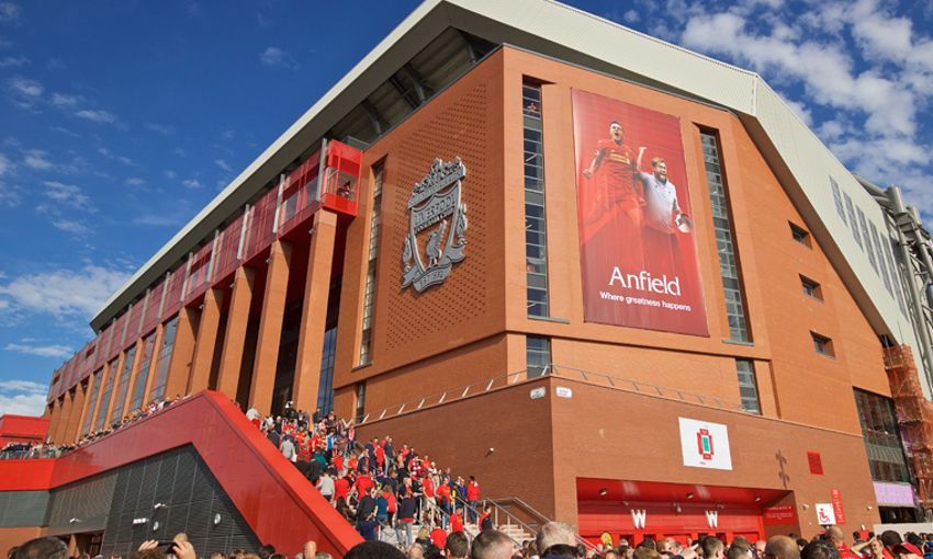 Image result for liverpool fc office
