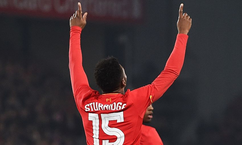 Daniel Sturridge: It was nice to score and we deserved to win