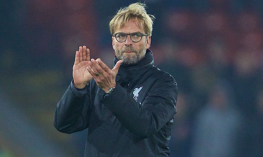 Want A Jacket Like Jurgen Klopp S New One Pre Order Now Liverpool Fc