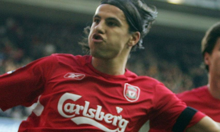 Quiz Can You Name The Clubs Milan Baros Scored Against For Lfc Liverpool Fc