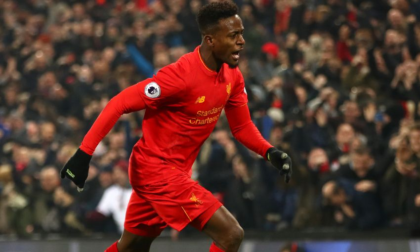 Origi must battle