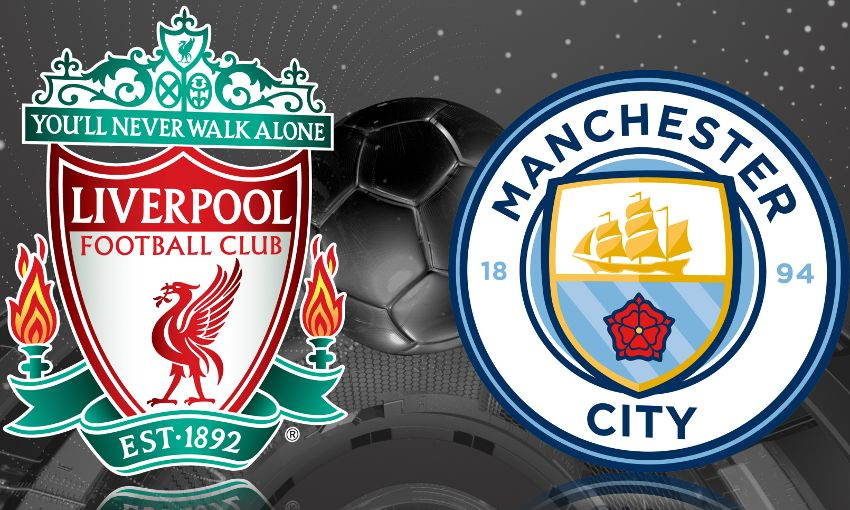Liverpool Vs Man City Logo