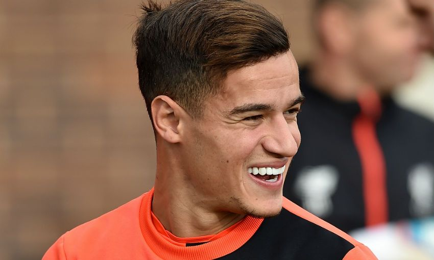 Coutinho Quiz How Much Do You Know About Liverpools No - Coutinho's hairstyle