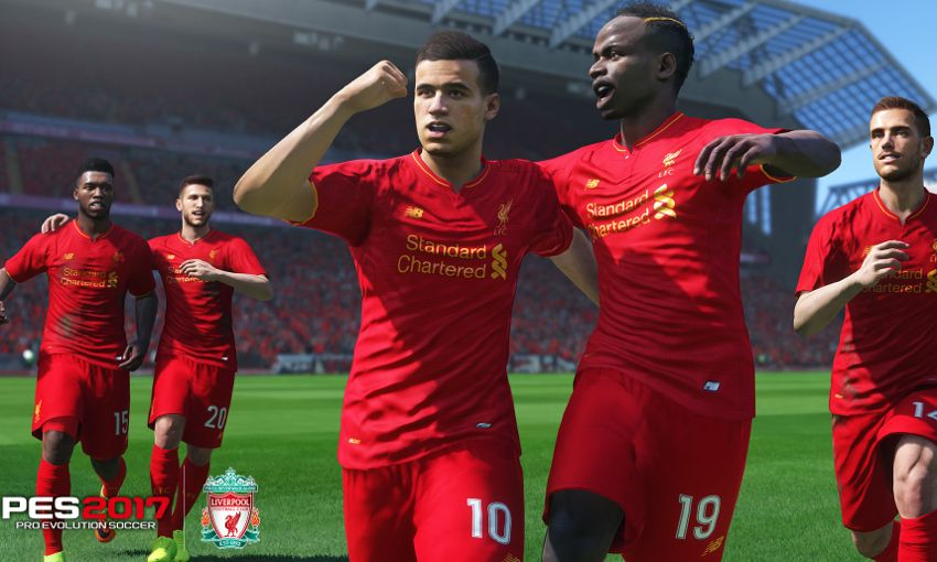 Want to showcase your PES skills at Anfield? - Liverpool FC