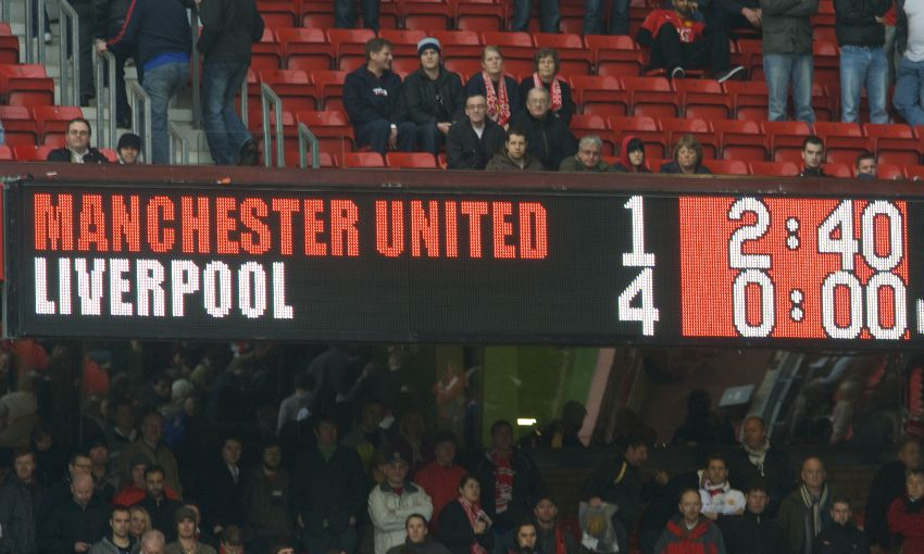 Quiz Name The Reds Team That Won 4 1 At United On This Day Liverpool Fc