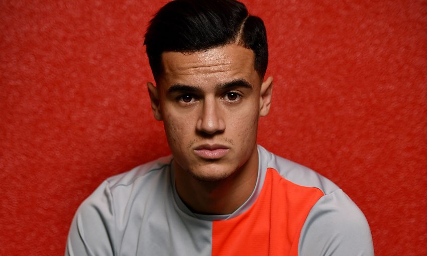 Philippe Coutinho: There's pressure, but it's a positive pressure -  Liverpool FC