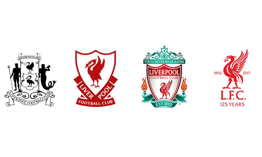 In pictures: A short history of the Liverpool FC crest