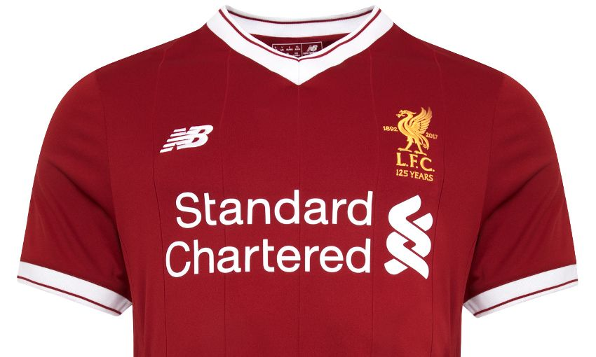 e9f190bb42f Revealed  The most popular player names on fans  kits - Liverpool FC