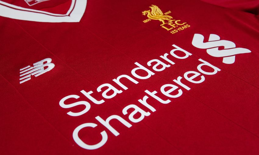 purchase cheap cd126 05e68 Photo gallery: A closer look at LFC's 2017-18 home kit ...
