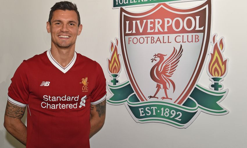 liverpoolfc.com - Dejan Lovren signs new long-term Liverpool contract