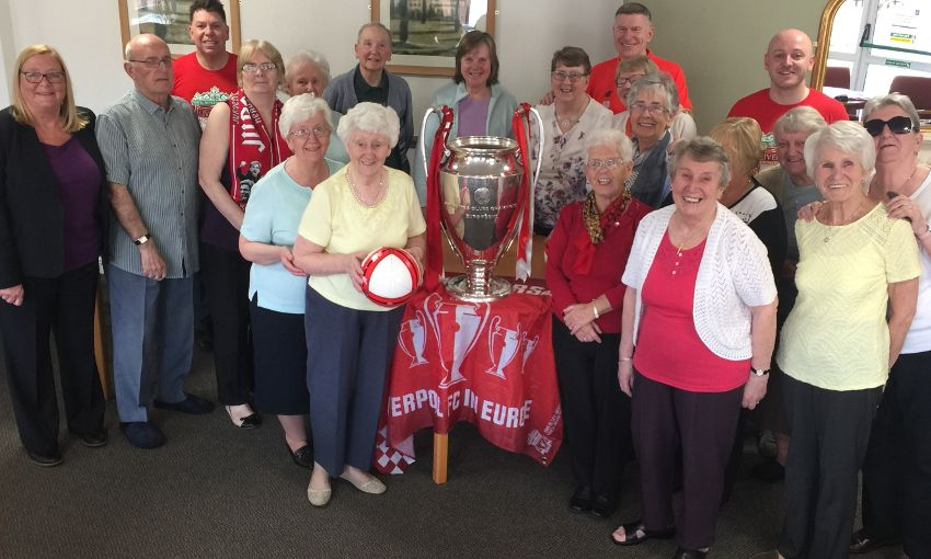 ANFIELD CARE HOME COMMUNITY