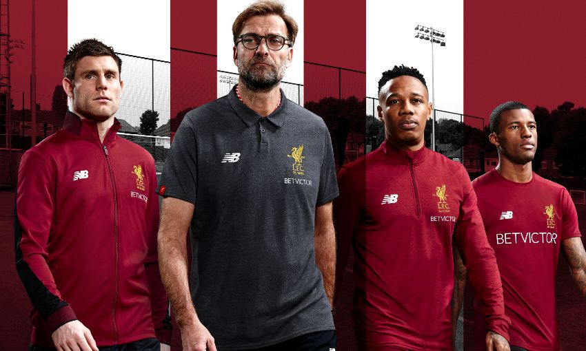 241ae90e873 LFC's 2017-18 training kit range unveiled - pre-order now - Liverpool FC