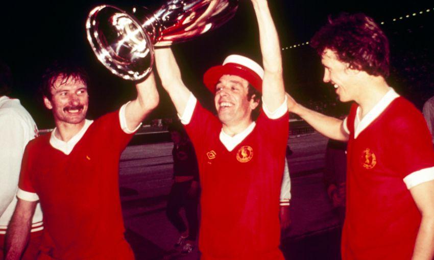 IAN CALLAGHAN ROME 1977