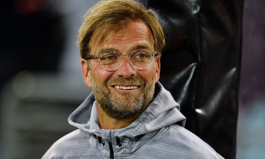 Jürgen Klopp on Sydney win, coaching legends and transfers
