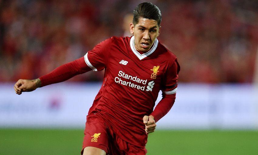 Maillot THIRD Liverpool Roberto Firmino