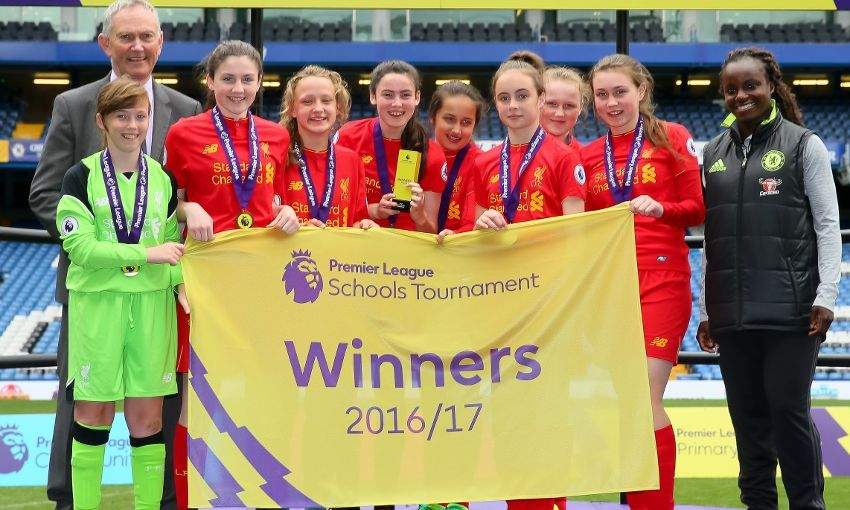 LFC Foundation team wins PL schools tournament