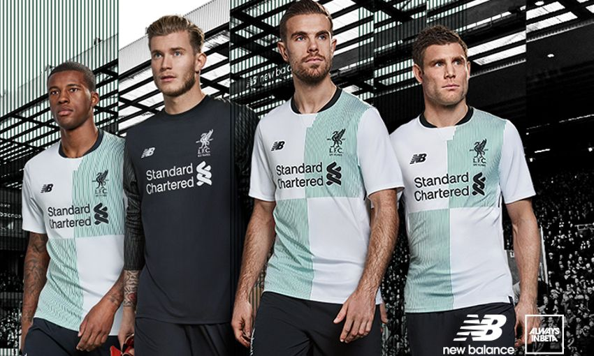 e000a0e1d Order now  2017-18 LFC away kit launches online - Liverpool FC