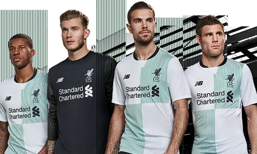 £10 voucher and special certificate with away kit orders - Liverpool FC 9d9a80f48