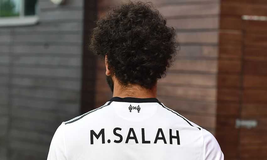 timeless design d8558 cc13b Mohamed Salah's LFC squad number confirmed - Liverpool FC