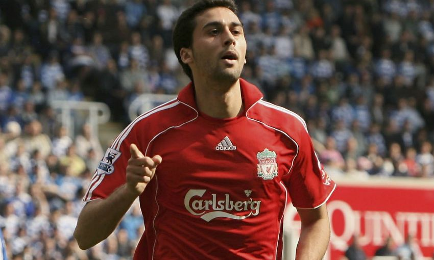Goal of the Day: Alvaro Arbeloa's breakaway at Reading - Liverpool FC