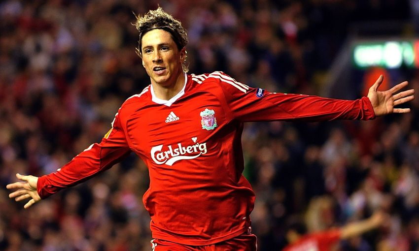 Top 10: Fernando Torres' Best Goals For Liverpool
