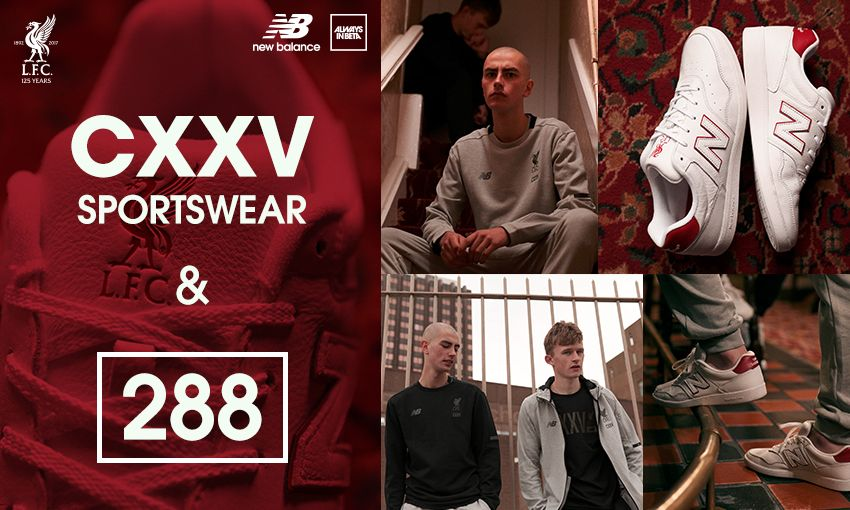 Out now: New sportswear collection celebrates the Liverpool way ...