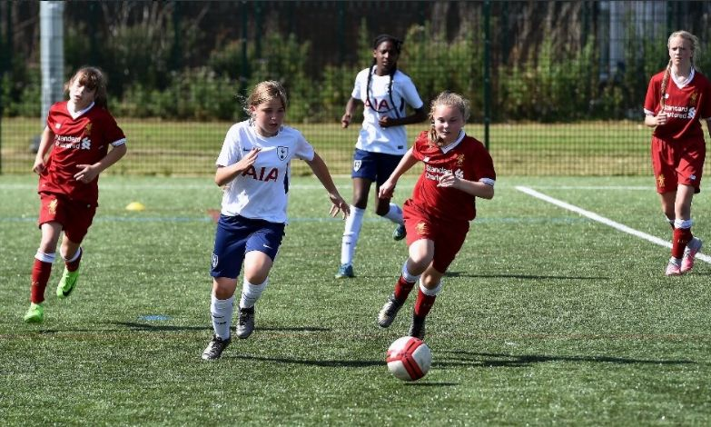 Liverpool and Arsenal triumph at the Cruyff Court 6 vs 6 Championship Court Final
