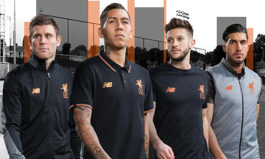 Check Out The New Lfc Third Training Kit Range Now Liverpool Fc