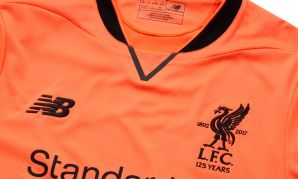 In photos  A closer look at our 2017-18 third kit. The brand new Liverpool  FC third training ... ca20e9e46