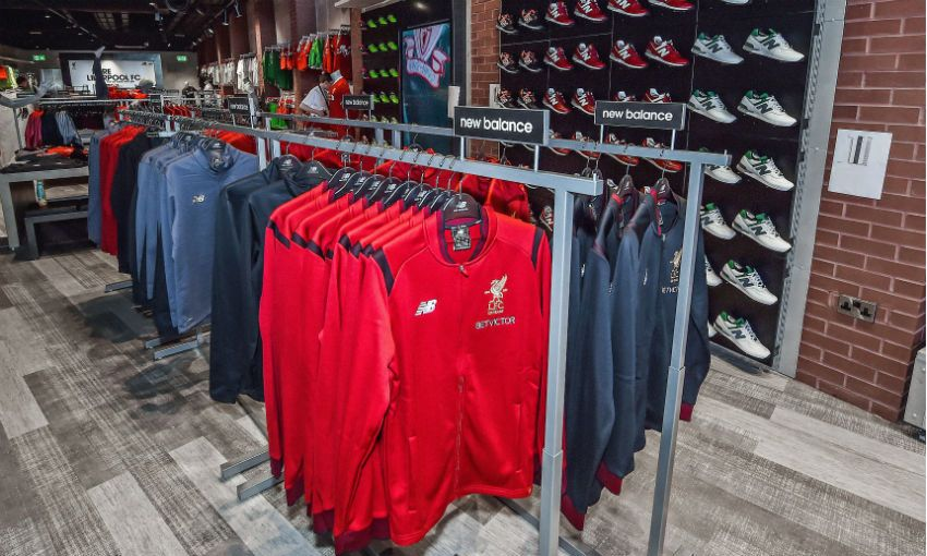 003bc21bbfd44 Photos: Take a sneak peek inside LFC's new superstore - Liverpool FC