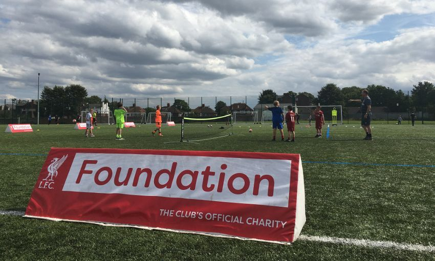 Hundreds attend LFC Foundation family fun day