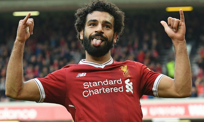 Watch: All of Mohamed Salah's Liverpool goals so far ...