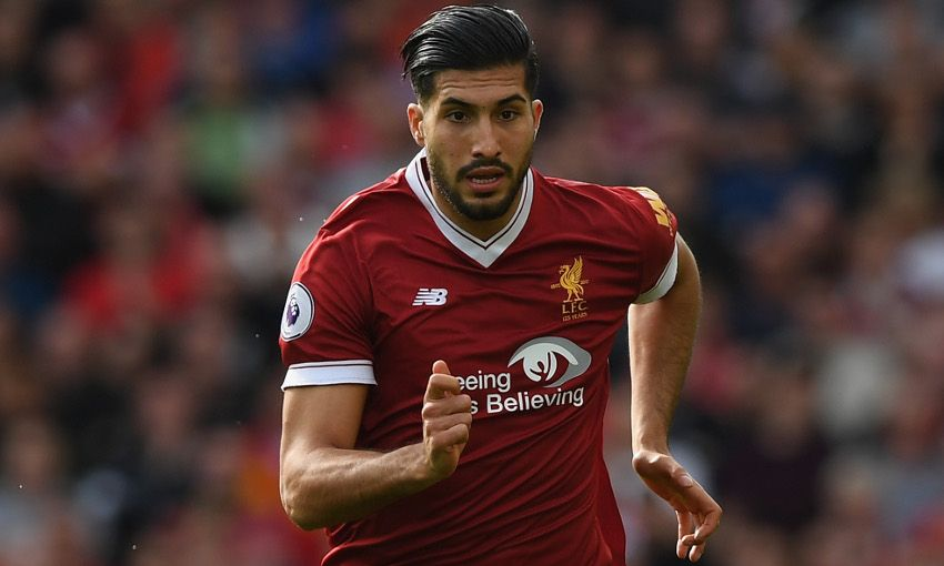 Emre: Liverpool a small step away from top form - Liverpool FC