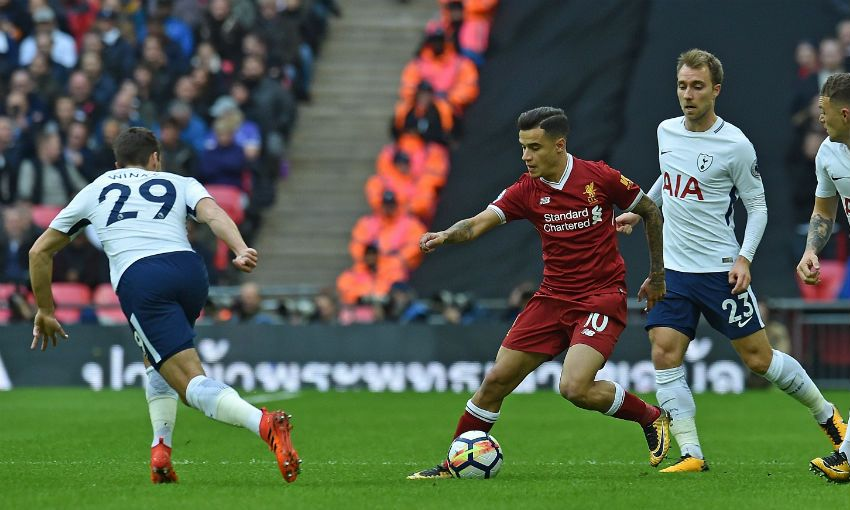fb0c0d8ee Match report: Reds beaten by Spurs at Wembley - Liverpool FC